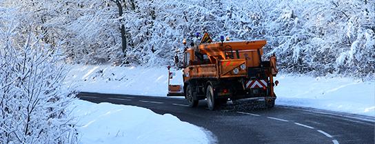 Silesia Universal Servis Usługi komunalne - Zima