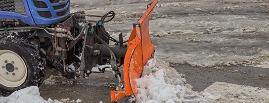 Silesia Universal Servis - Usługi komunalne Zima - Odśnieżanie parkingów